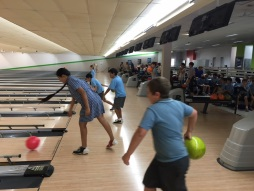 Year 4 Bowling Excursion